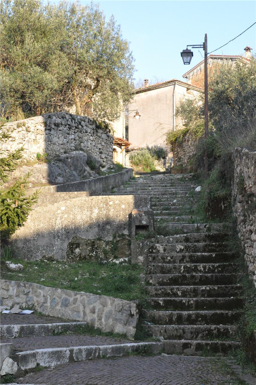 Verso S. Simeone